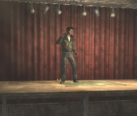 New Vegas Elvis Impersonator
