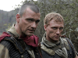 Ray Stevenson and Kevin McKidd in HBO-BBC's Rome