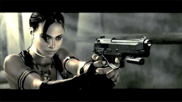 Resident Evil 5 Sheva