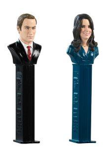 Kate & William Pez Dispensers