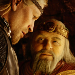 An analysis of the one who will be king an epic beowulf