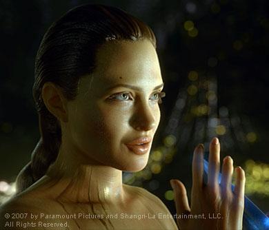 Boewulf Angelina Jolie
