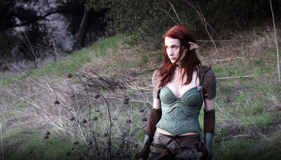 Dragon Age Redemption - Felicia Day