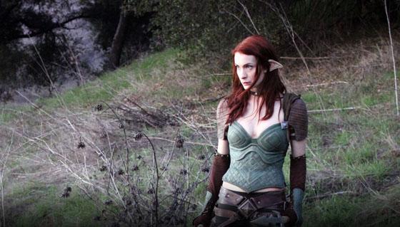 Dragon Age Redemption - Felicia Day