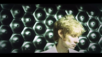 JG Thirlwell still from Foetus 'Here Comes The Rain'