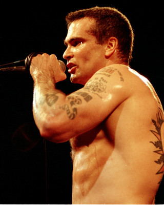 Henry Rollins by Beezlebubba via Wikipedia