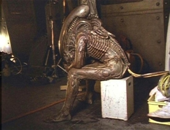Alien actor taking a break via govtrust