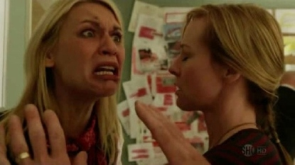 Claire Danes Cry Face Project - Homeland