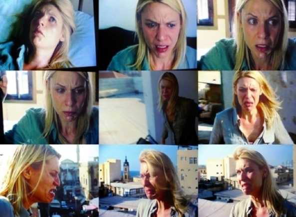 Claire Danes Cry Face Project - Homeland (2)