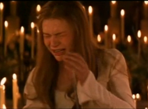 Claire Danes Cry Face Project Romeo + Juliet