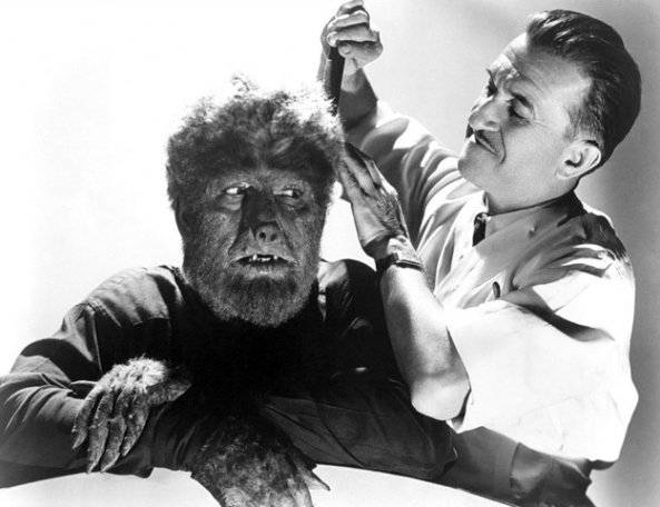 the wolfman 1941 production image