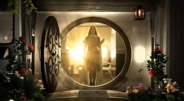 Air New Zealand Middle Earth Flight Safety video