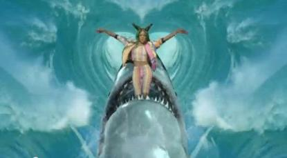 Jumping the shark? Azealia Banks