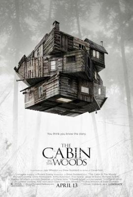 Cabin In The Woods poster pic