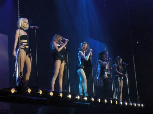 Girls Aloud image from wikipedia by XL XR2