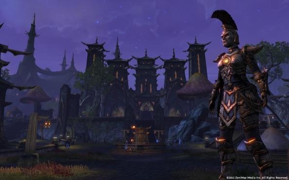 Elder Scrolls Online Mournhold screenshot