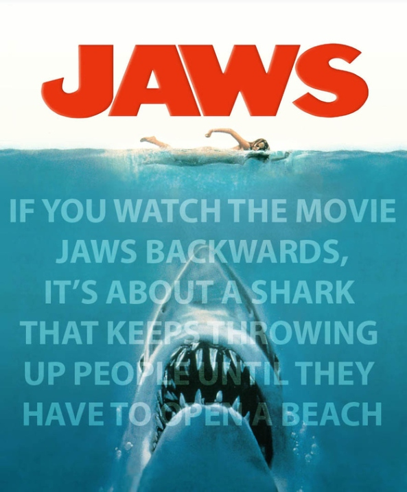 jaws synopsis